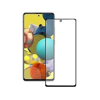 Tempered Glass Screen Protector Samsung Galaxy A51 5G KSIX Full Glue 2.5D