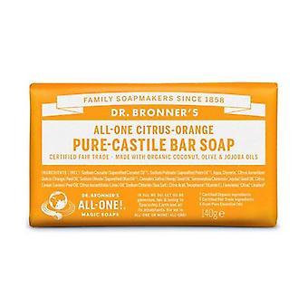 Citrus bar soap 140 g