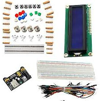 Generic Parts Package Kit + 3.3v/5v Power Module+jumper Wire Box