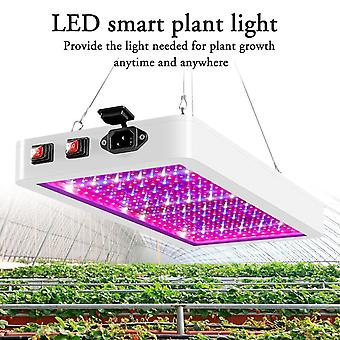Grow Lights Led Plant Growing Lamps With Dual Switch Intelligent Full Spectrum