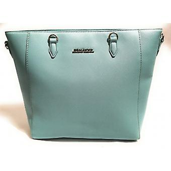 Bolso de mujer Ermanno Scervino Vertical Shopper Nuevo Anya Solid Sky Blue Bs18es46