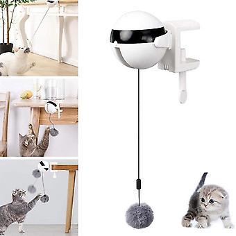 الكهربائية التلقائي رفع القط الكرة لعبة التفاعلية لغز الذكية الحيوانات الأليفة