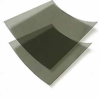 90 Grad Linear Polarisator Filterfolie, Klebstoff/nicht klebende Linearlinse