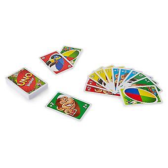 Uno jeu de cartes junior