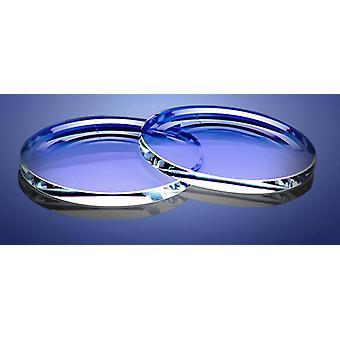 Blocco della luce anti-blu, lenti per occhiali asferici in resina da prescrizione, miopia,