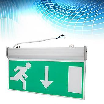 علامة مخرج إضاءة الطوارئ