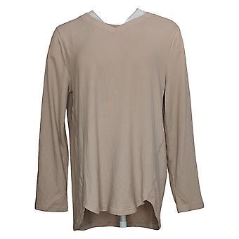 Carole Hochman Women's Jersey Pajama Beige A368287