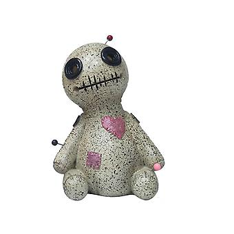 Voodoo Doll Cone Burner Encense Burner Desktop Resin Ornament Handmade Carft