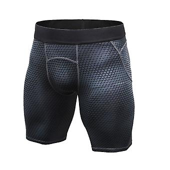 Brand Compression Quick Dry Shorts Men Beach Summer Fitness Shorts