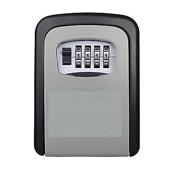 Ulkonumeron seinäkiinnitysyhdistelmän salasanan lukitus