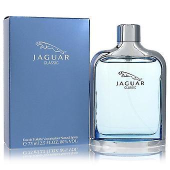 Jaguar klassisk eau de toilette spray af jaguar 556579 75 ml