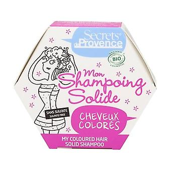 Solid shampoo for colored hair 85 g