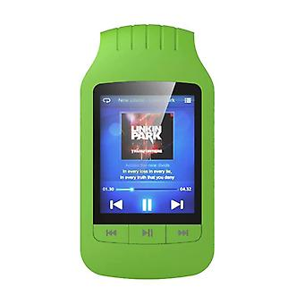 Bluetooth MP3 Player Mini MP3 Player 8GB (Grün)