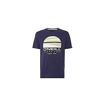 O'NEILL Lm Sunset, camiseta de manga corta para hombre, azul (escala), S