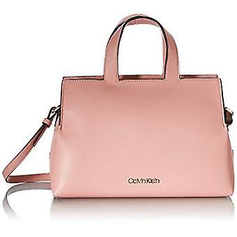 Calvin Klein Tote W/Zip MD, Women's Accessories, Purple, One Size