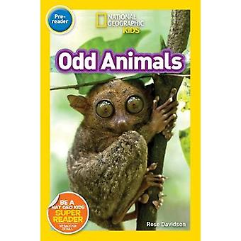 Odd Animals PreReader National Geographic Readers