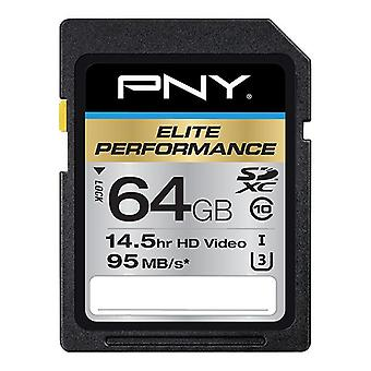 PNY SD-kort- Elite X