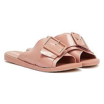 Ipanema Unique Womens Pink Slides
