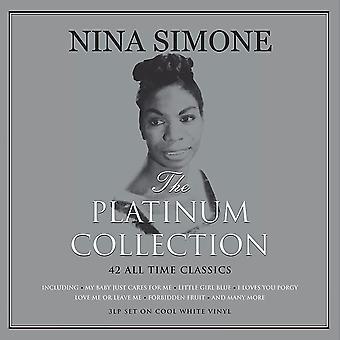 Nina Simone - Platinum Collection White Vinyl