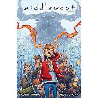 Middlewest Livre deux par Skottie Young (Broché, 2019)