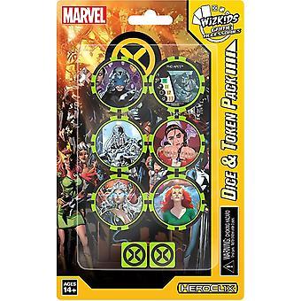Marvel HeroClix: X-Men House of X Dice och Token Pack