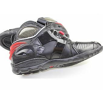 دراجة نارية سباق السيارات أحذية الأحذية