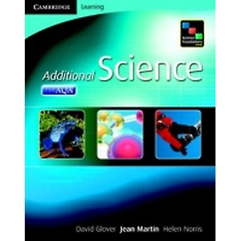 Science Foundations Additional Science Class Book Science Foundations Third Edition