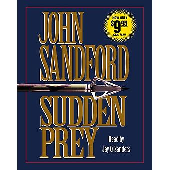 Sudden Prey by John Sandford & Read by John Shea