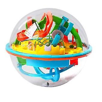 118 levels Challenge Orbit Maze Ball Game 3D Maze Ball Children's Educational Toys  Magic Maze