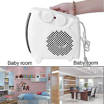 Tragbare elektrische Heizung Badezimmer Warmluft gebläse Ventilator Home Heater 200w-500w