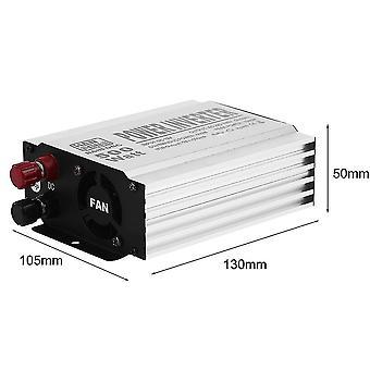 Xy2 Bil strömomvandlare 500 Watt Omvandlare Mjukstart Usb Bärbar Billaddare