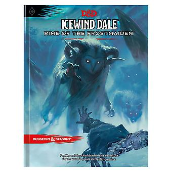 Icewind Dale: Rime of the Frostmaiden (D&d Adventure Book) (Dungeons & Dragons) by Wizards RPG Team (Hardcover, 2020)
