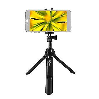 Mini Trepied 3 În 1 Self-portrait Monopod Bluetooth Selfie Stick pentru telefon