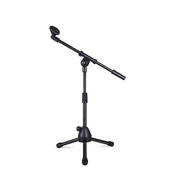 Tripod Adjustable Floor Microphone Stand For Radio Broadcasting Studio