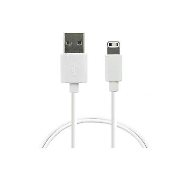 USB to Lightning Cable Urban Factory CID90UF  USB A White