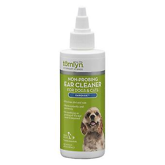 Tomlyn Non-Probing Ear Cleaner for Dogs and Cats - 4 oz