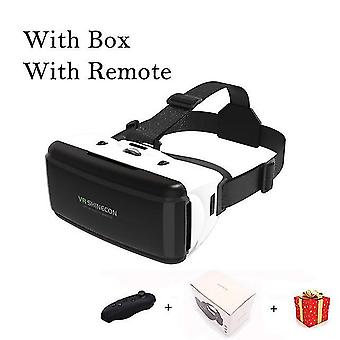 G06 vr shinecon neue vr reality brille 3d für iphone android smartphone smartphone headset helm