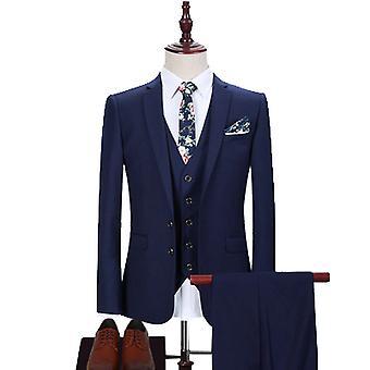 Slim Fit Anzug für Herren trennt