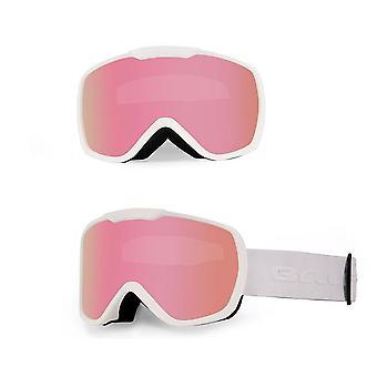 نظارات التزلج المضادة للضباب الأشعة فوق البنفسجية حماية الرياضات الشتوية نظارات سنوبورد