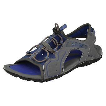 Childrens Hi-Tec åben tå sandaler Turtlebeach