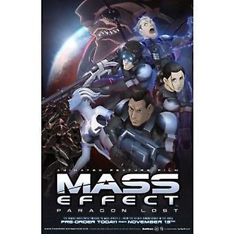 Mass Effect: Paragon Lost [BLU-RAY] USA importeren