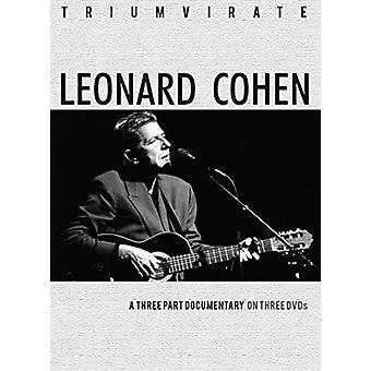 Leonard Cohen - Triumvirate [DVD] USA import