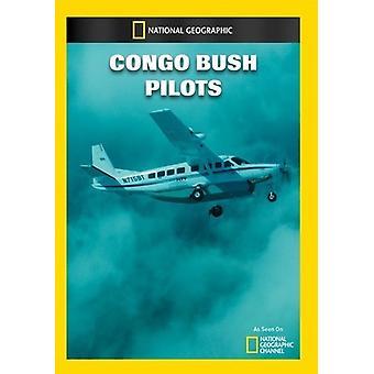 Congo Bush piloten [DVD] USA importeren
