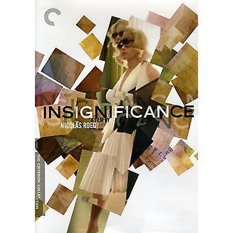 Onbeduidendheid [DVD] USA import