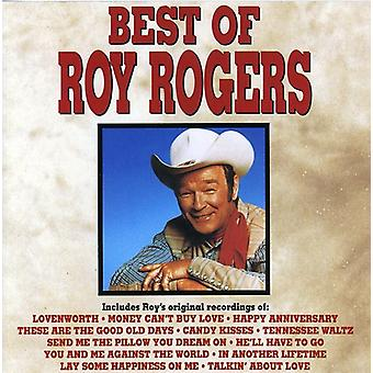 Roy Rogers - Best of Roy Rogers [CD] USA import