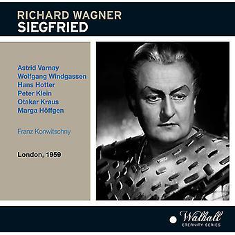 Wagner / Windgassen / Covent Garden Orchestra - Siegfried [CD] USA import