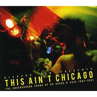 This Ain't Chicago - This Ain't Chicago [CD] USA import