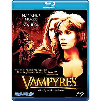 Vampyres [BLU-RAY] USA import