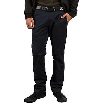 Volcom frickin Modern Stret Chino-bukser i Dark Navy