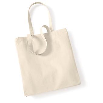 Westford Mill Canvas Classic Shopper Bag - 26 Litres